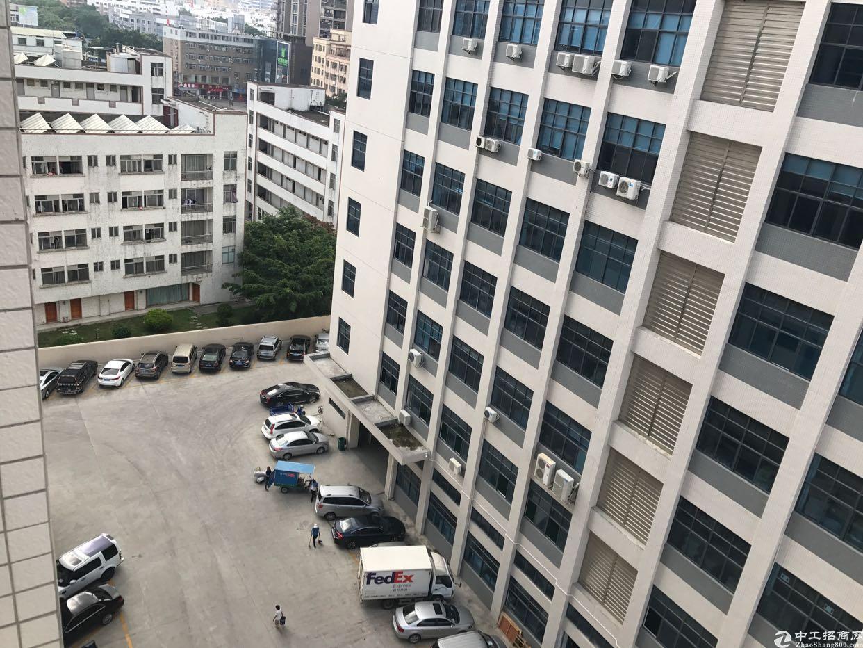 光明创新科技园新出2100M带装修厂房招租