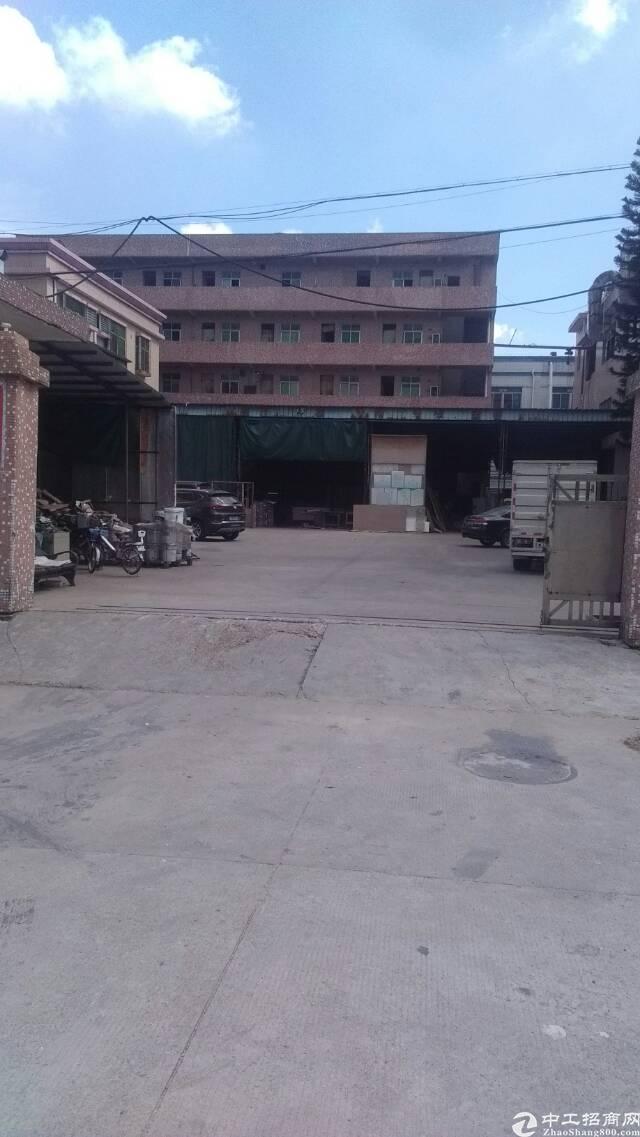 黄江镇社具附近超靓厂房隆重上市