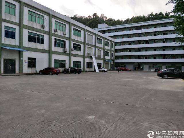 黄江镇胜前岗村大型工业区分租一楼1400平米