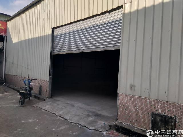 南城石鼓新出铁皮厂房招租650平方米