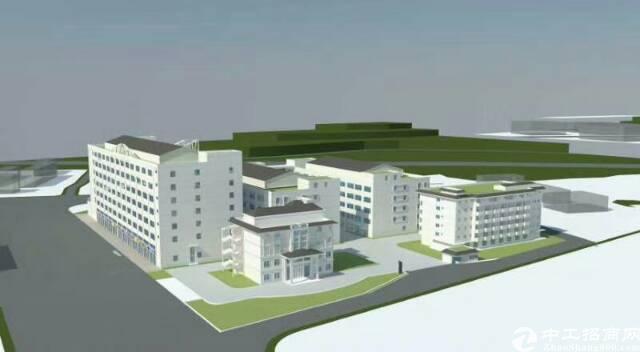 南山科技园1-5层12000平方厂房招租