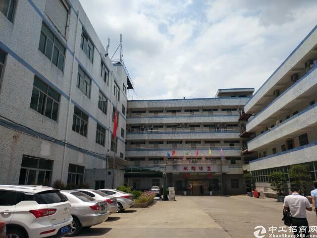 深圳龙岗坪地全新装修标准厂房16000平米,任意分租!价格实