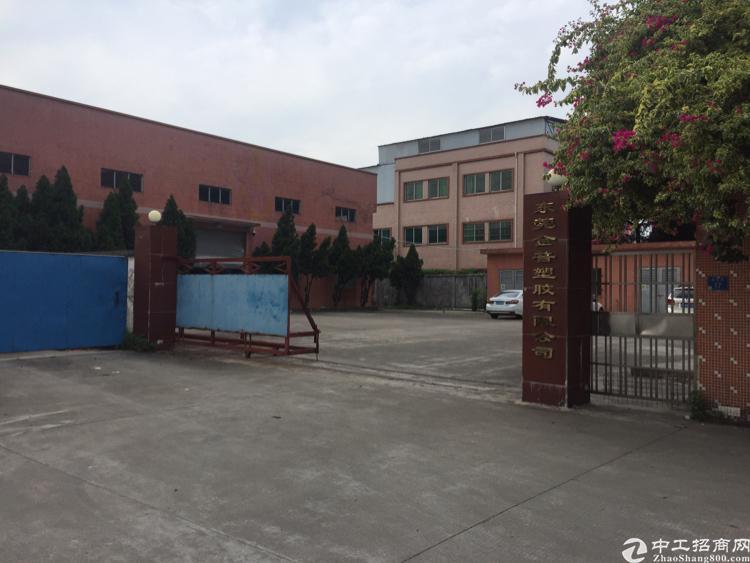 高埗镇独门独院单一层5500平方招租