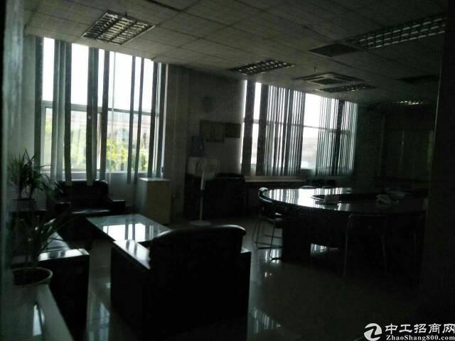 松岗107国道精装修厂房2000平米出租