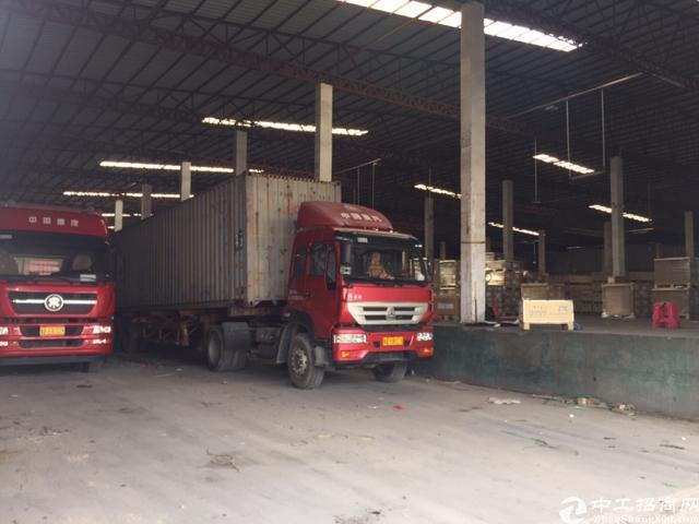 西丽南光高速路口新出20000平钢构物流仓库-图2