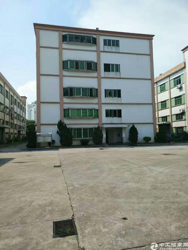 高埗镇独院厂房每栋3层5400平电2000交通方便