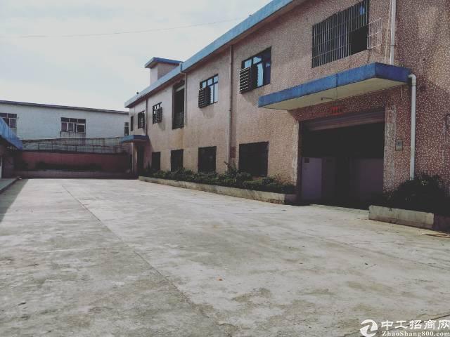 松岗沙浦工业区进入独院厂房3200平米出租