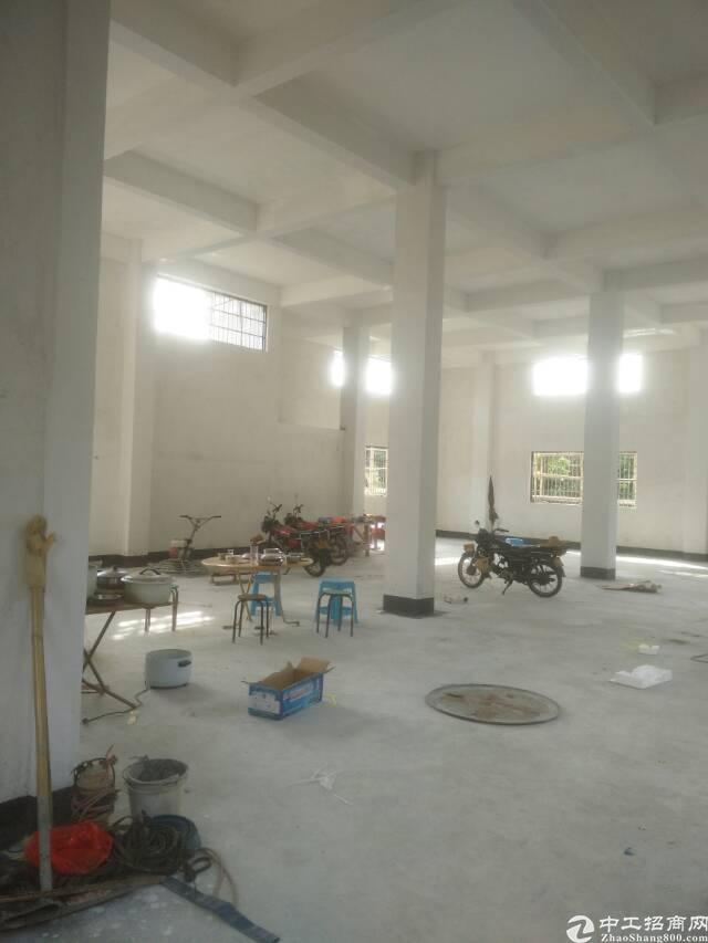 原房东在建厂房招租
