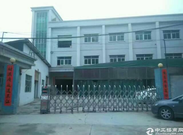 平湖富民工业区6000平米独院出租