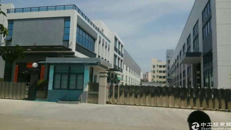 东莞水乡片区最值得投资厂房出售