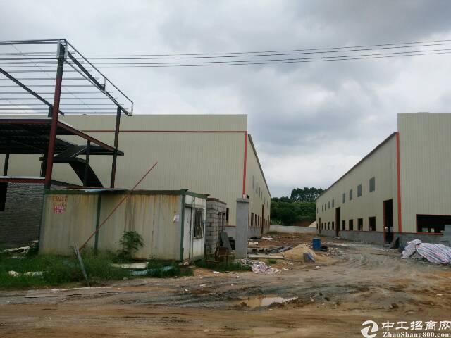 横沥镇钢构厂房招租