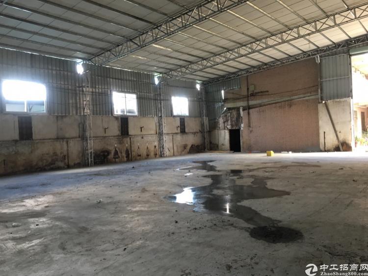 黄江镇小独院1100平方可做喷涂,家私,喷漆,厂房出租