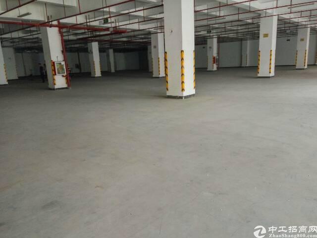平湖街道华南城周边二三四楼厂房大小招租