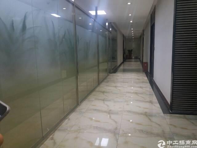 龙华工业路展涛大厦旁精装写字楼100平方起租