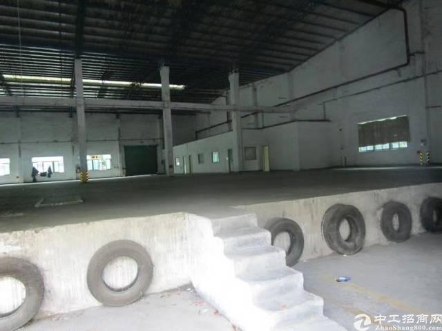 西乡九围新村钢钩厂房10000平米大小可分租-图8