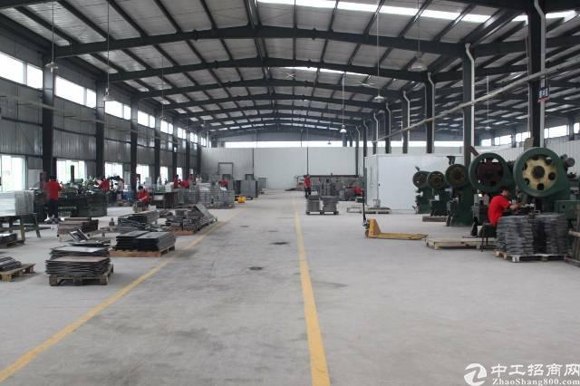 钢构单一层厂房3200平方形象好位置佳