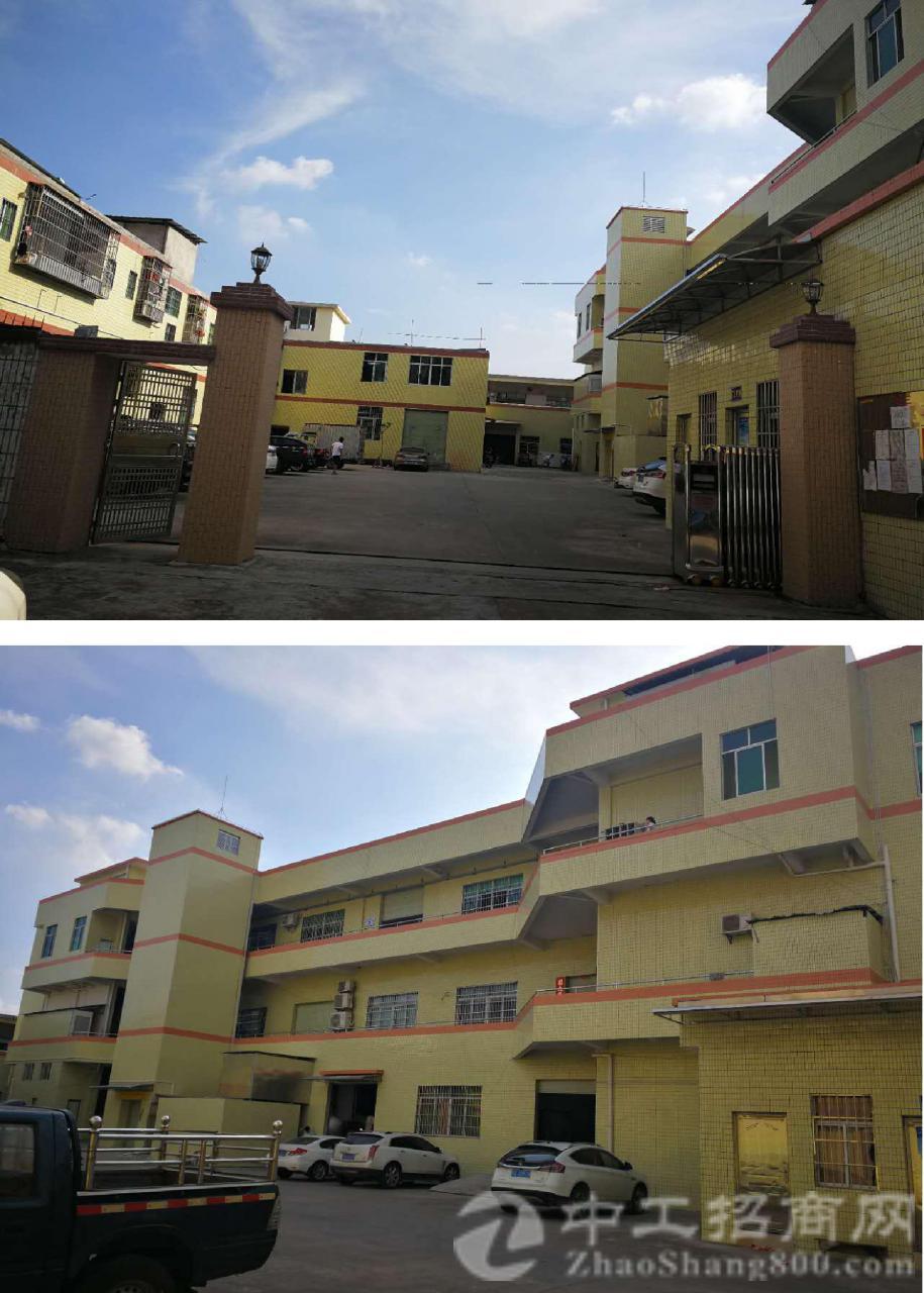 清溪镇占地 6.9 亩建筑 6790 ㎡村委合同厂房出售