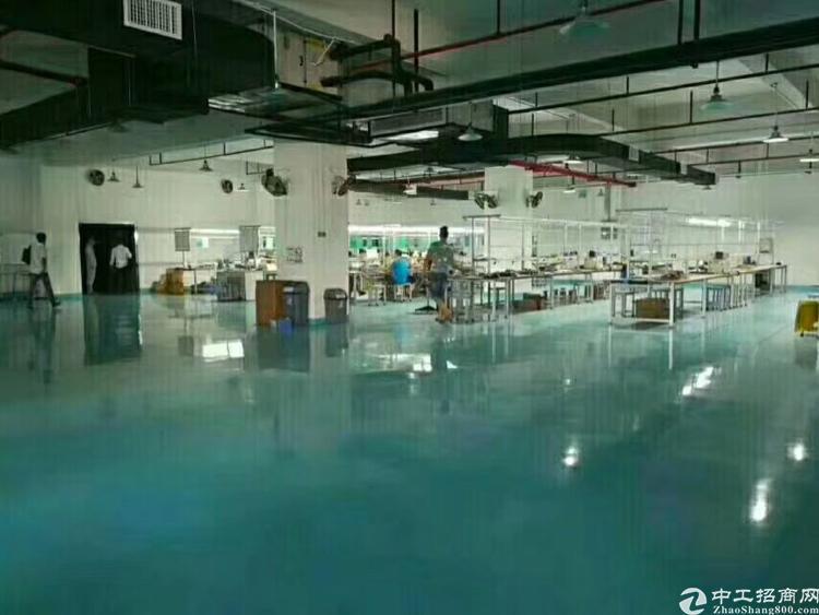 福永怀徳新出楼上1800平方厂房