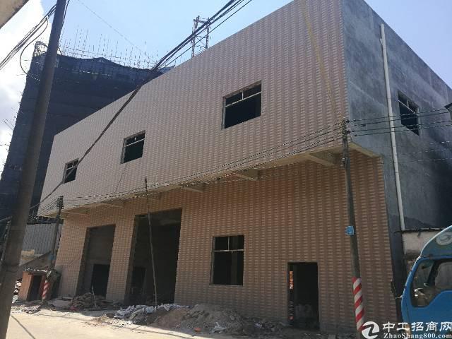 大岭山经典独栋厂房招租2000平方,