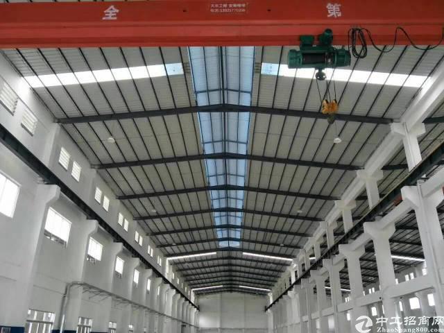 东莞东城区市新出带行车钢构厂房4000平方