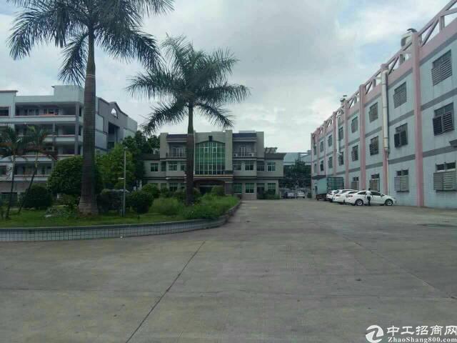 邻近高铁站独门独院标准厂房12000平米,可办环评