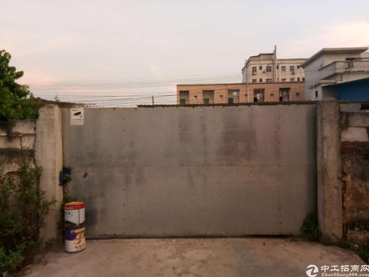 好消息好消息黄江镇田心村独门独院厂房1000平方出了租
