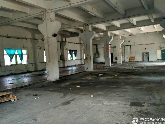 平湖凤凰大道一楼800平米厂房出租