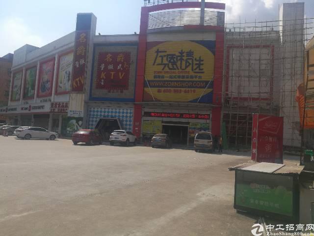 杨屋村商业广场整体招租,适合做物流仓库,商场,工厂。