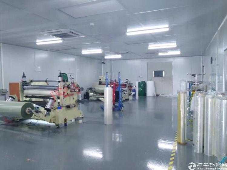 黄江楼上精装修厂房1000-3000平出租