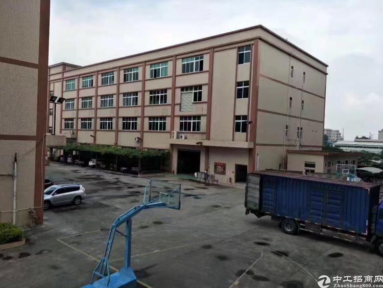 靠近东部快线独院4200平带宿舍空地大厂房出售