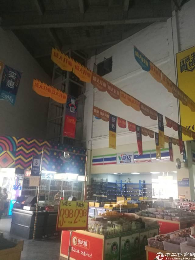 杨屋村商业广场整体招租,适合做物流仓库,商场,工厂。-图4
