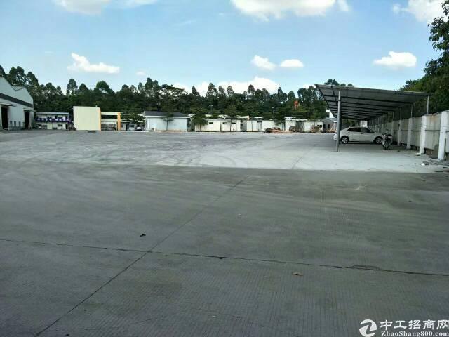 深圳附近一手房东大型物流仓库招租,带卸货平台,价格实惠。。。-图6