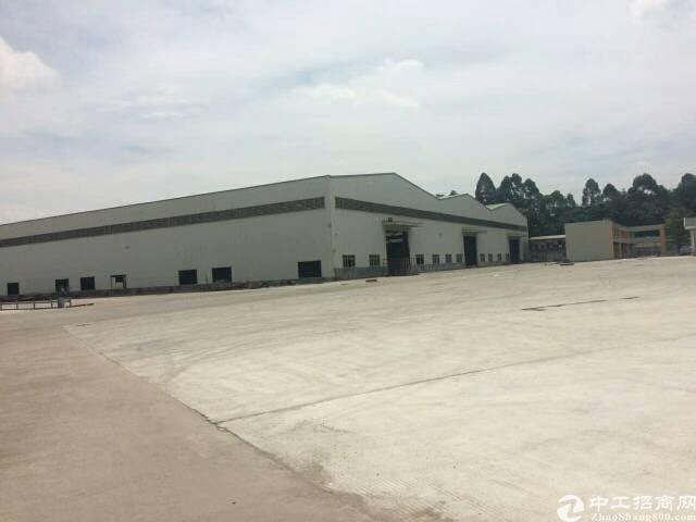 深圳附近一手房东大型物流仓库招租,带卸货平台,价格实惠。。。-图5