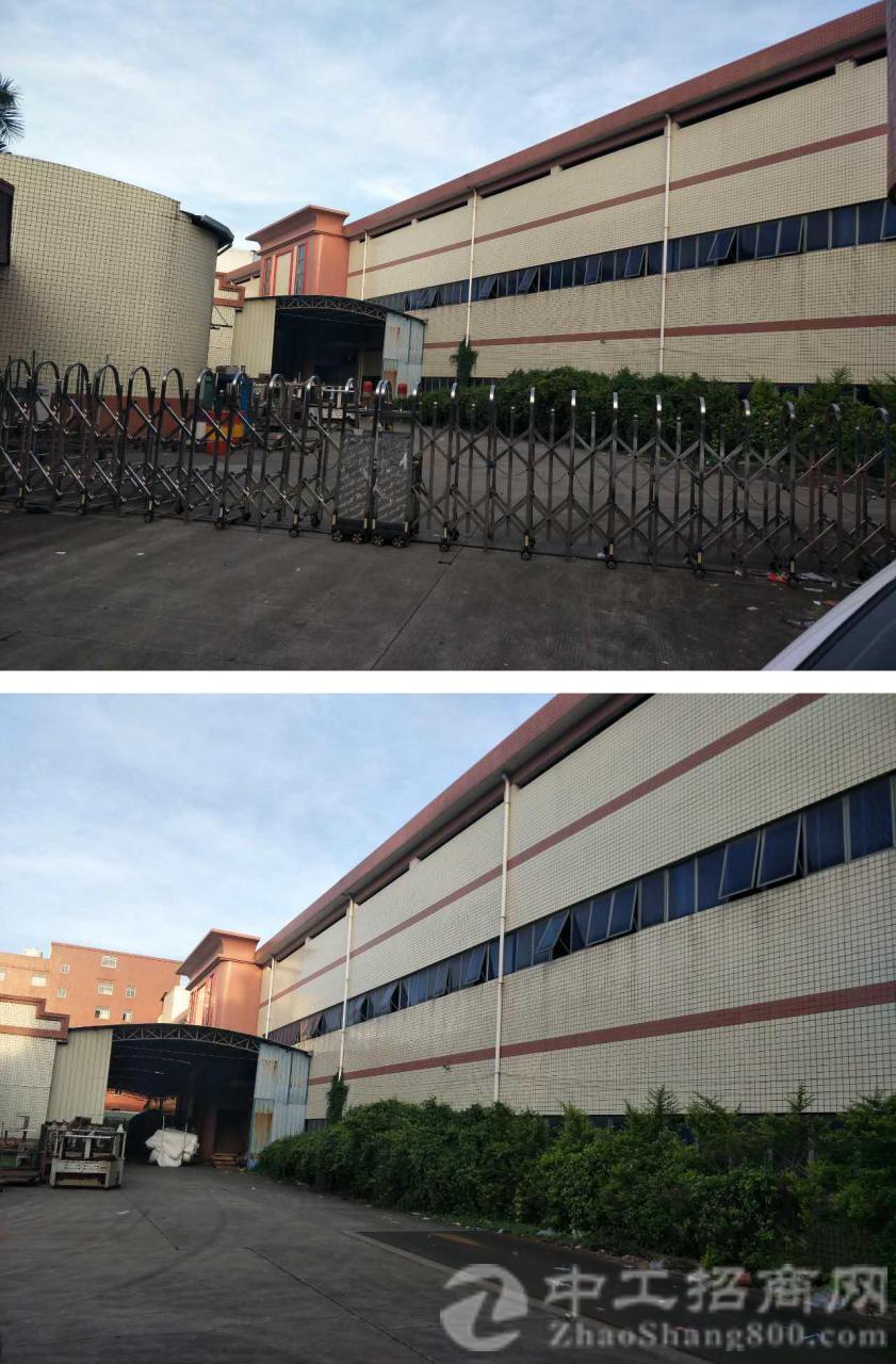 黄江镇建筑 7000 ㎡集体证厂房低价出售