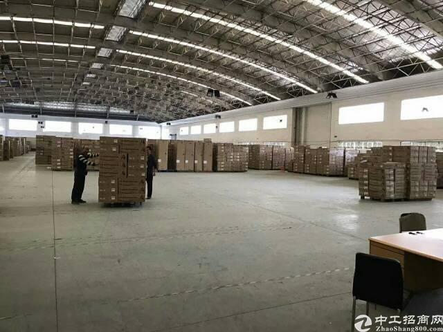 深圳附近一手房东大型物流仓库招租,带卸货平台,价格实惠。。。-图3