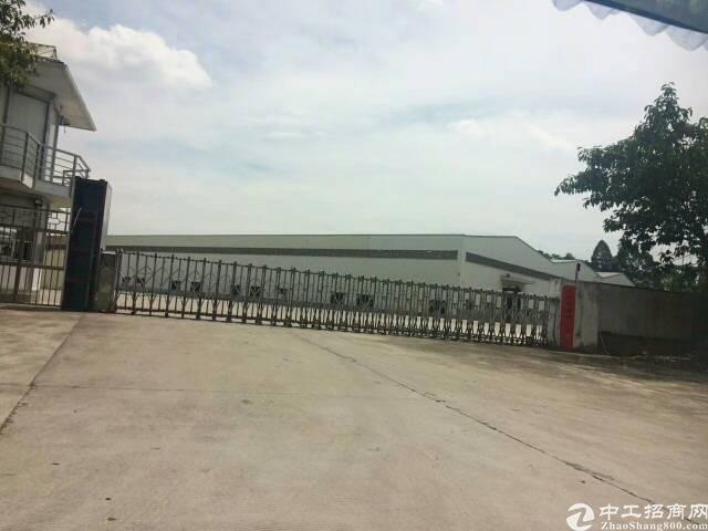 深圳附近一手房东大型物流仓库招租,带卸货平台,价格实惠。。。-图7