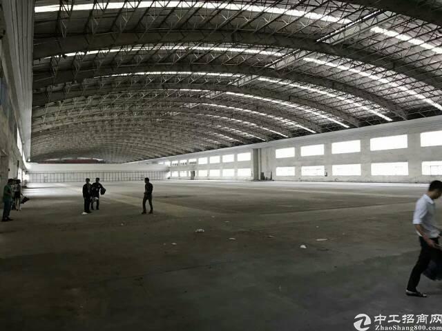 深圳附近一手房东大型物流仓库招租,带卸货平台,价格实惠。。。-图2