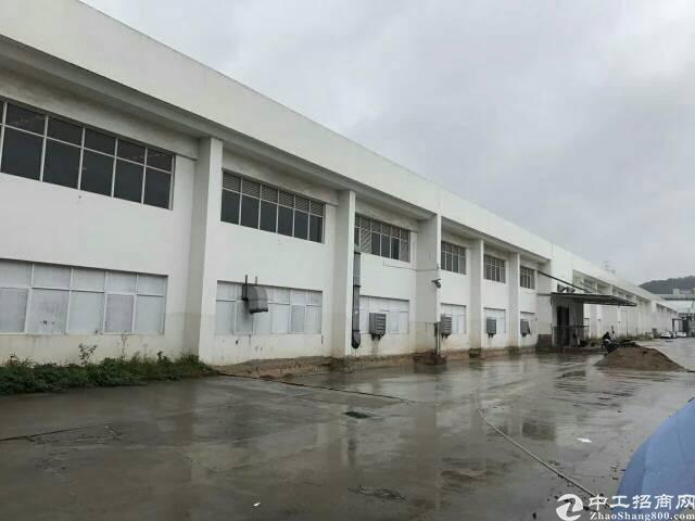 深圳附近一手房东大型物流仓库招租,带卸货平台,价格实惠。。。