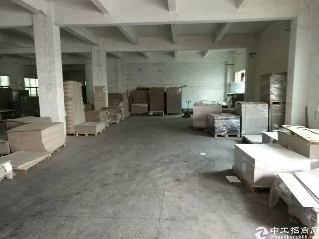 横岗六约社区原房东厂房仓库1200㎡-图7