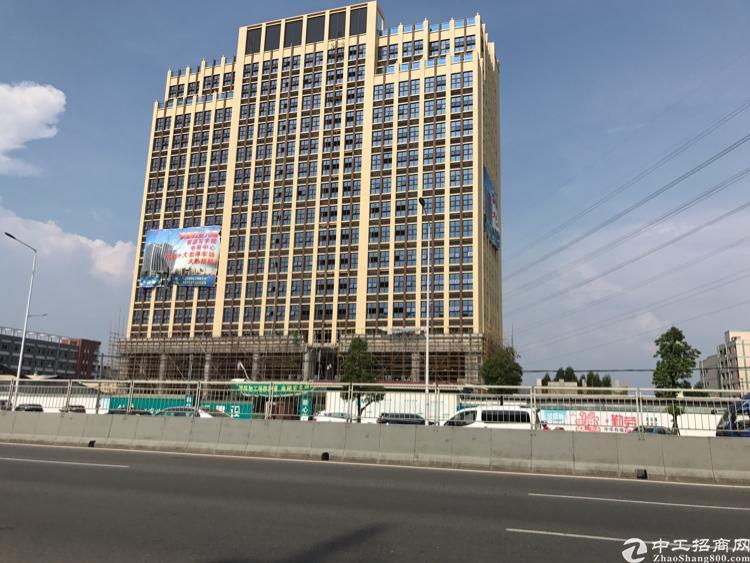 虎门国道边全新写字楼20000方1-17
