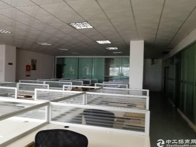 精装修厂房2000平,龙华区大浪新百丽旁新出成熟工业园