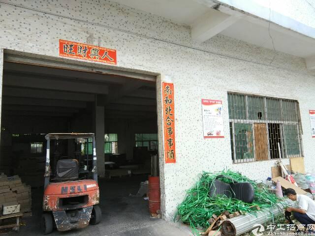 横岗六约社区原房东厂房仓库1200㎡