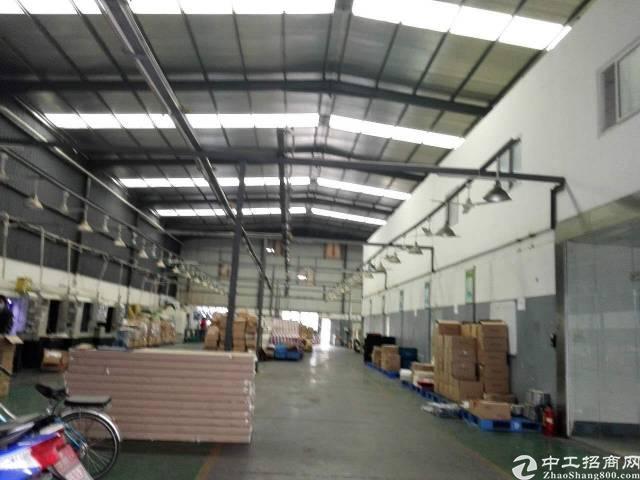 长安新出单一层钢构1200平米带办公室装修。