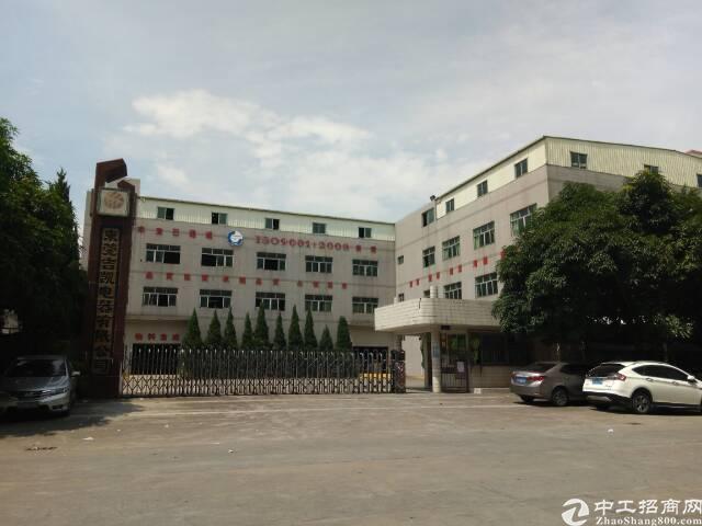 虎门南栅带装修独院厂房出租3800平方,宿舍饭堂配套,豪华装