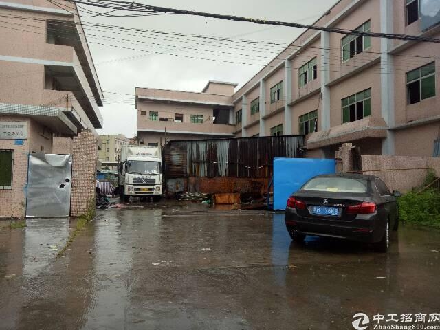 黄江靠深圳公明独院厂房6500平米