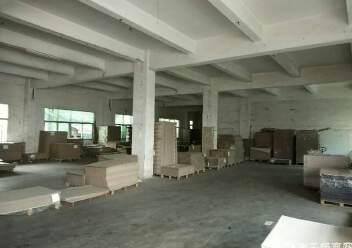 横岗六约社区原房东厂房仓库1200㎡图片1