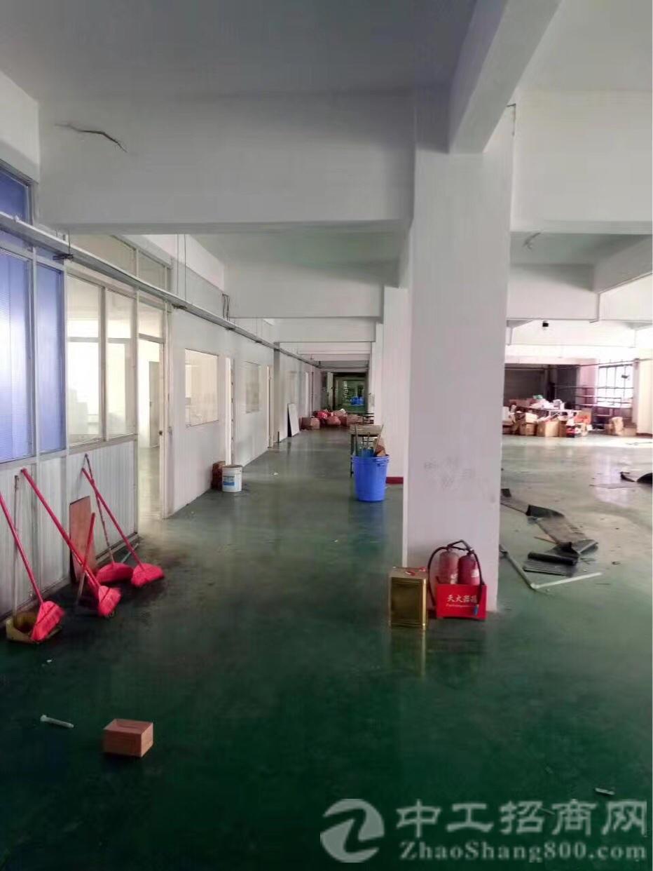 (出租)黄江太子附近一楼1400平方可分租