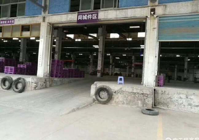 松岗高速出口一万平方物流园招租。稀缺物流仓库