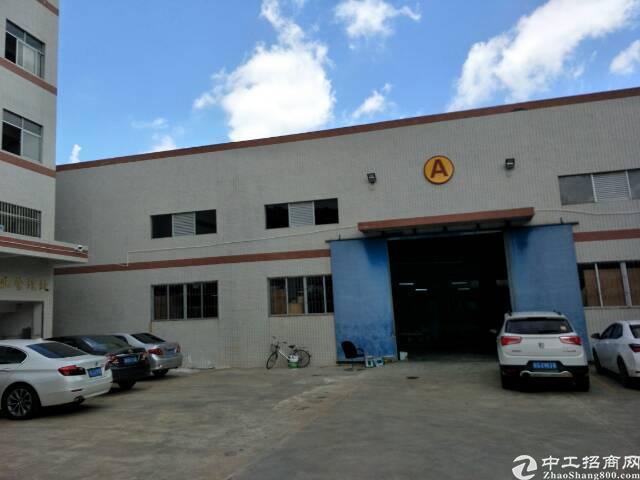 新圩镇新出独门独院钢构厂房出售