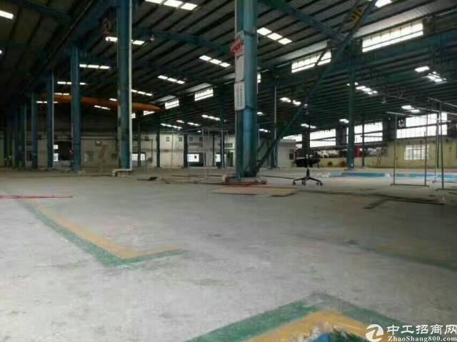 带卸货平台标准物流仓库3000平方招租-图2